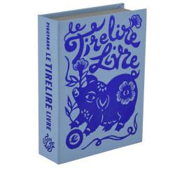 spaarboekje Tirelirelivre blauw