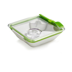 Black+blum Box appetit lunchbox lime groen