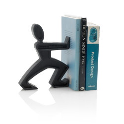 boekensteun james bookend zwart