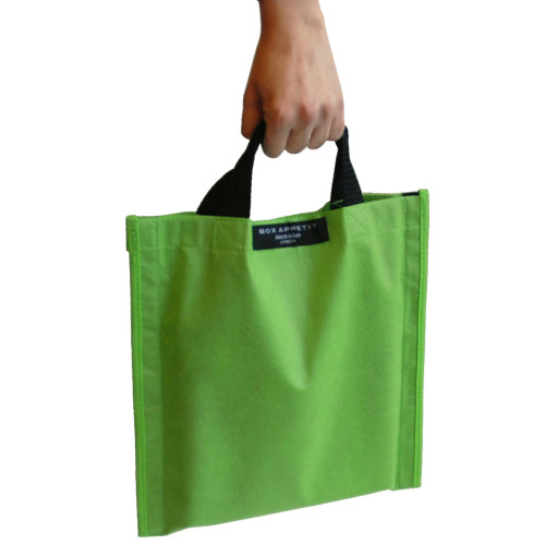 black+blum Lunchbag lime
