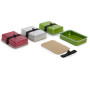 Sandwich Box kleuren