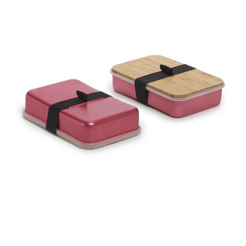 Sandwich Box rood
