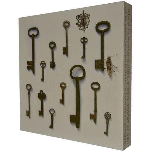 sleutelkastje châtelaine