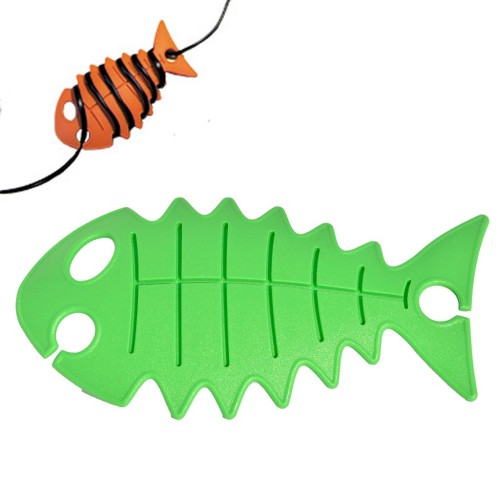 cable fish groen
