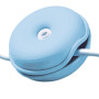 cable turtle babyblauw giant