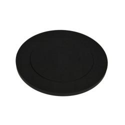 3 in 1 glasonderzetter mix-it zwart