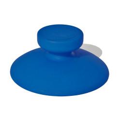 plopper blauw
