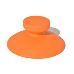 zuignap plopper oranje