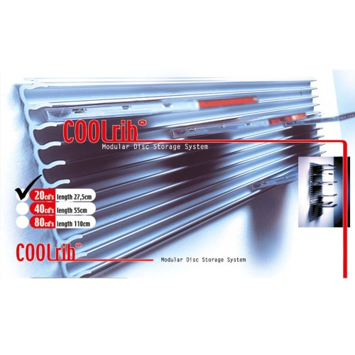 coolrib 20 cd's