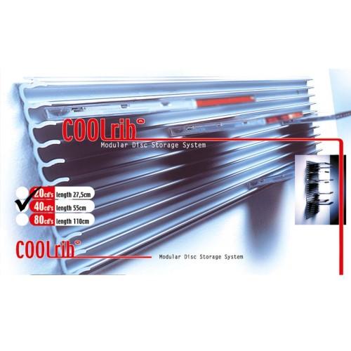 cd rek coolrib 40 cd's