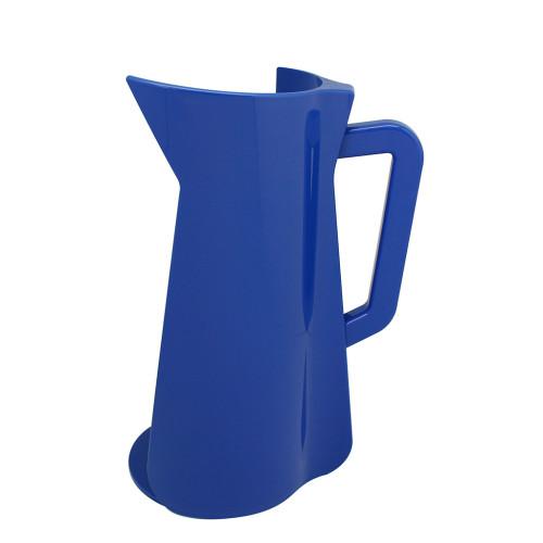 houder voor keukenrol blauw