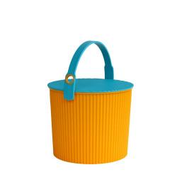 emmer oranje / blauw