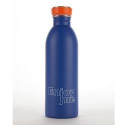 drinkfles donkerblauw