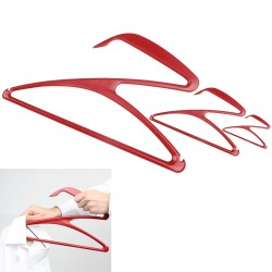 kledinghanger rood