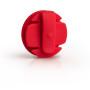 earbud wrap rood achterkant