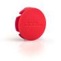earbud wrap rood voorkant