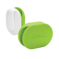 Dotz flex earbud wrap lime