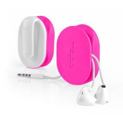 Dotz flex earbud wrap magenta oordopjes