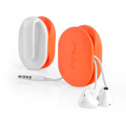Dotz flex earbud wrap oranje oordopjes1