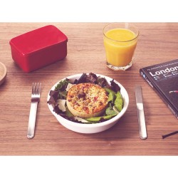 black+blum lunchbox rond