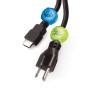Jumbo cord Id's kabels