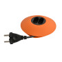 Cable disk oranje dicht