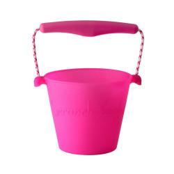 scrunch bucket roze