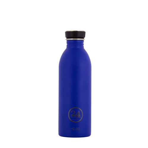 waterfles 24Bottles donkerblauw