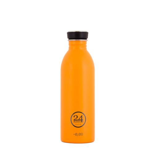 waterfles 24Botlles oranje