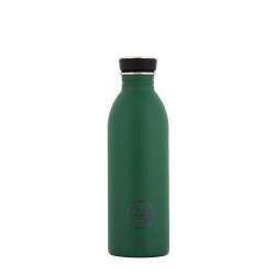 24Bottles groen stonefinish