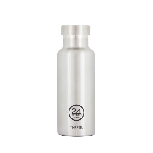Thermo bottle van 24Bottles staal