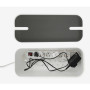 Cable box grey XL