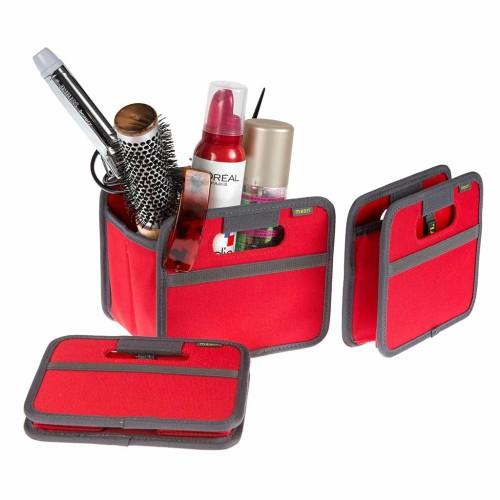Meori opvouwbare opbergbox mini rood