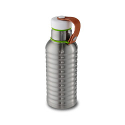 dubbelwandige RVS thermos waterfles