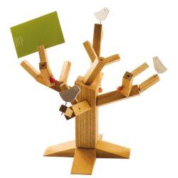 bureau organizer hout Wooden Tree