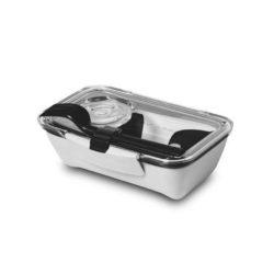 black+blum Bento lunchbox zwart