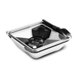 black+blum Box Appetit lunchbox zwart