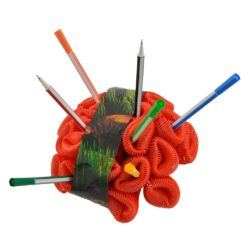 pennenhouder koraal rood