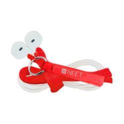sleeve voor snoertjes Cable keeper Go rood