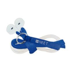 sleeve voor snoertjes Cable keeper Go donkerblauw