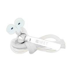Bescherm je snoertjes met Neet Cable keeper Go wit