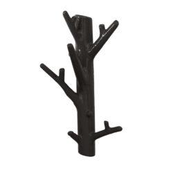 Bosign Branch hanger wandhaak bruin-zwart
