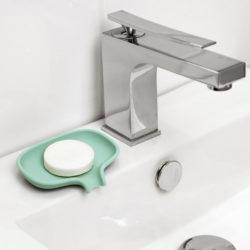 Bosign flow zeepbakje mint impressie
