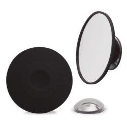 Bosign makeup spiegel magnetisch 15 x vergrotend zwart
