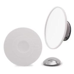 Bosign makeup spiegel magnetisch 10x vergrotend wit