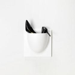 vertiplant groot wit schoenen