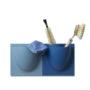 vertiplants Mini capri blauw en pastelblauw