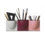vertiplants mini grijs combinatie bordeaux en roze