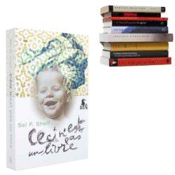 boekenplank Selfshelf baby groen
