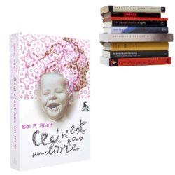 boekenplank Selfshelf baby roze